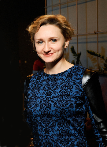 Iryna Parkhomenko